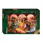 Step-Puzzle-79517 Gold Series - Indian Princess