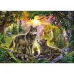 Step-Puzzle-83046 Loups