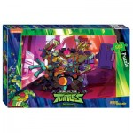 Step-Puzzle-97070 Ninja Turtles