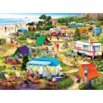 Sunsout-31549 Seaside Campground