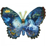 Sunsout-95330 Ruth Sanderson - Fantasy Butterfly