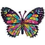 Sunsout-97260 Dean Russo - Stained Glass Butterfly