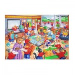 The-House-of-Puzzles-1868 Pièces XXL - School Days
