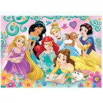 Trefl-13268 Disney Princess