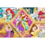 Trefl-15358 Disney Princess