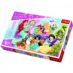 Trefl-15364 Disney Princess