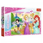 Trefl-16393 Disney Princess