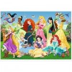 Trefl-16417 Disney Princess