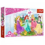Trefl-17347 Disney Princess