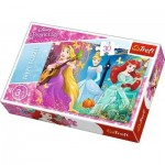 Trefl-18234 Disney Princess